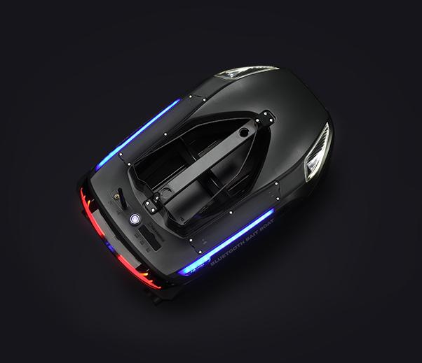 New Direction Tackle Bluetooth Smart Autopilot Futterboot Bait Boat Karpfenboot Futter Boot